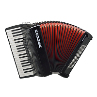 HOHNER The New Bravo III 80 Black (A16421)