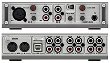 Native Instruments AUDIO 8 DJ USB DJ, 24 /96 , 8 ./phono RCA , 8 . RCA , / Cirrus Logic, XLR, 1/4` TRS Jack , MIDI /