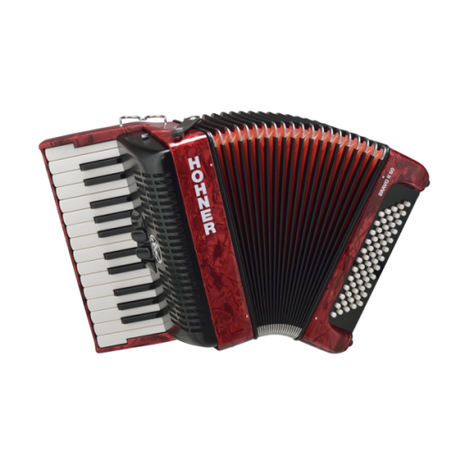 HOHNER The New Bravo II 60 (A16971) red