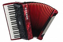HOHNER The New Bravo III 120 (A16831) red