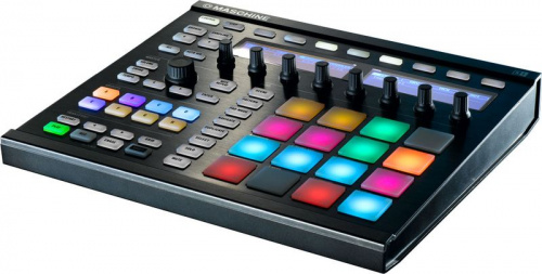 Native Instruments Maschine Mikro Mk2 Blk фото 4