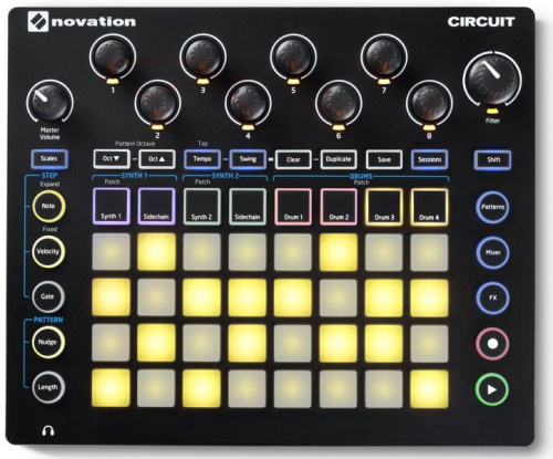 NOVATION CIRCUIT фото 2