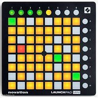 NOVATION Launchpad Mini MK2 - MIDI Контроллер Новэйшн