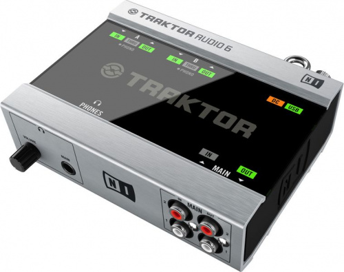 Native Instruments Traktor Scratch A6 фото 2